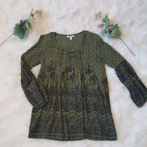 Billabong-Long sleeve dress
